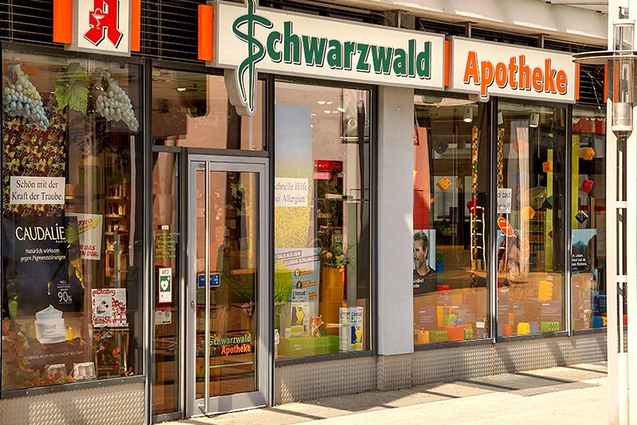 Schwarzwald-Apotheke Bad Säckingen